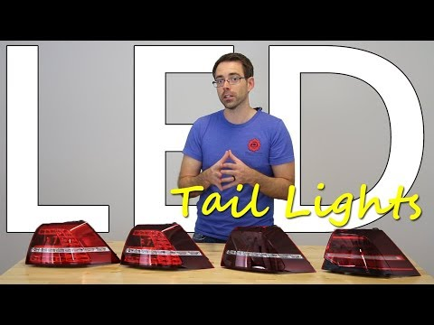 A Guide To MK7 LED Tail Lights