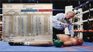 *IMPORTANT* JUDGES SCORING A 10-8 ROUND IS WRONG AND NEED TO KNOW THE RULES!!