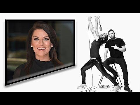 Zoe Lucker Interview - The Russell Brand Show Best Bits