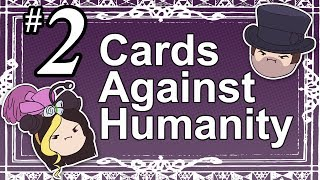 Cards Against Humanity - PART 2 - With GAME GRUMPS! - Table Flip