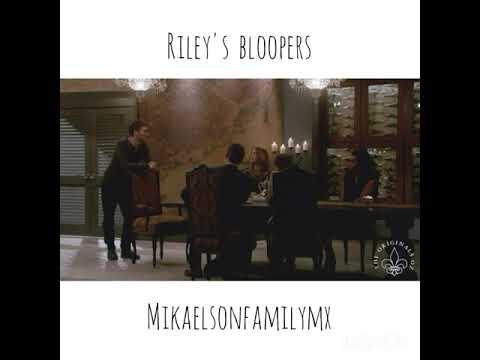 Riley Voelkel Bloopers