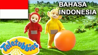 ★Teletubbies Bahasa Indonesia★ Bergulir ★ Full Episode - HD | Kartun Lucu 2018