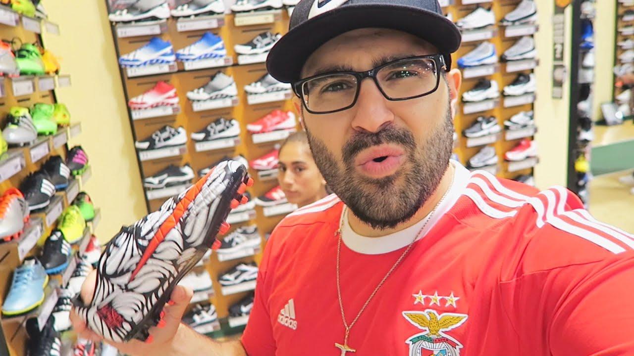 football boots youtube