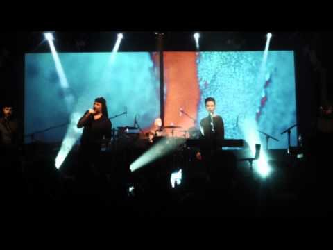 Laibach - Each Man Kills The Thing He Loves (by Jeanne Moreau/Oscar Wilde) - Live in Malmö 2015