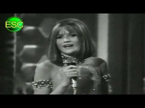 "(1967) Sandie Shaw - ""Puppet on a String""  United Kingdom"
