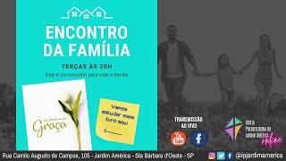 Encontro da Família #01 As doutrinas da Graça