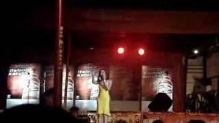 anto diva live in zamboanga city ikaw 1st night