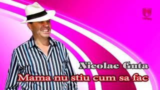 Nicolae Guta - Mama nu stiu cum sa fac