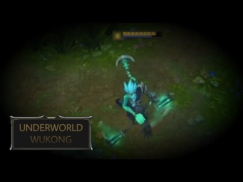 Underworld Wukong Skin Spotlight