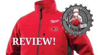 Milwaukee Tools Heated m12 Jacket REVIEW!