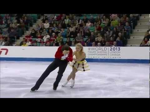 Piper Gilles & Paul Poirier. FD. 2012 Canadian Figure Skating Championships