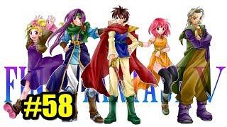 Final Fantasy V Legendado Pt-Br #58 Templo Selado VII
