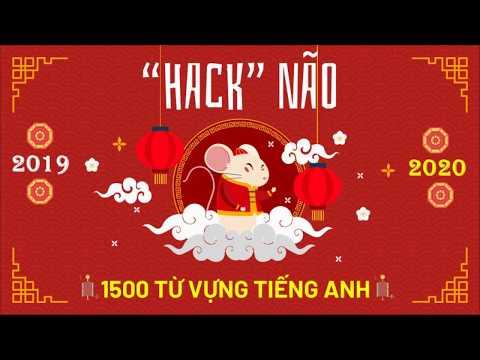 """download sách hack não 1500 từ vựng tiếng anh - 【☮】""""HACK"""" NÃO 1500 TỪ VỰNG TIẾNG ANH (Phần 1)"""