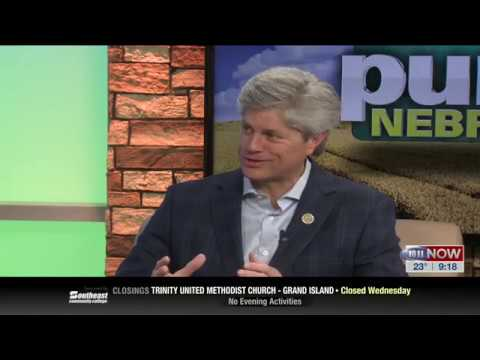 Fortenberry Talks On Pure Nebraska about Agriculture Policy