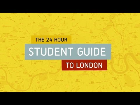 The Student Guide to London in 24 hours