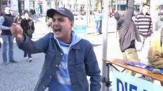 """""""Ich bin bereit für Allah zu töten"""" - """"Deutschland gehört Allah"""" -  """"Jesus war Moslem"""""""
