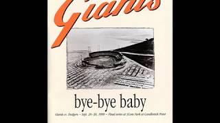 San Francisco Giants - KNBR radio jingles