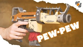 FORTNITE Tactical SMG PROP Build - CHEAP Materials & FREE Blueprints