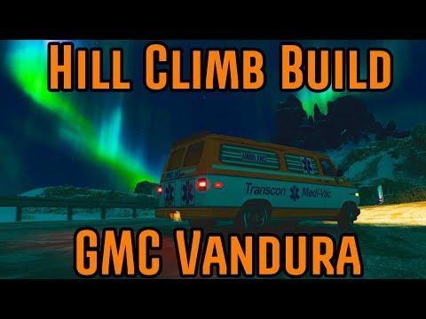 Forza Horizon 4 - Hill Climb Build - GMC Vandura thumbnail