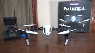 wltoys q333 a future 1 review and flight