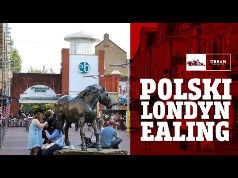 Polski LONDYN #58 ( EALING )