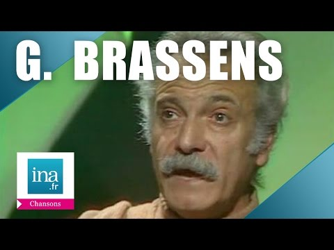"""Georges Brassens """"Embrasse-les tous"""" 