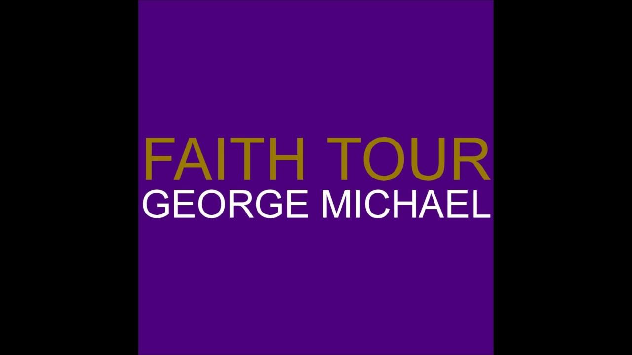 George Michael - I'm Your Man Live 1988 Faith Tour