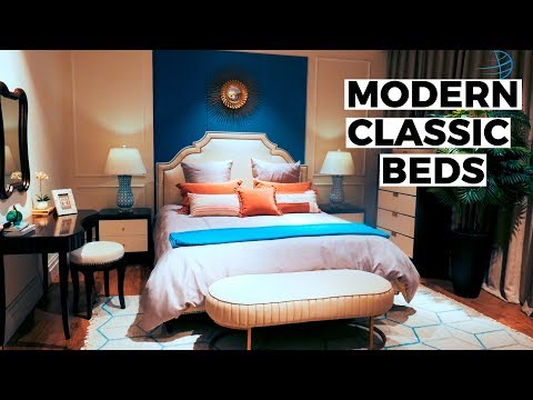 Modern classic beds from China. Price review.