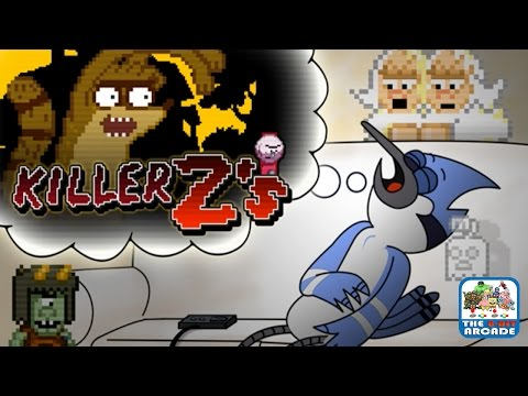 Regular Show: Killer Z's – Beat Rigby's Score At All Costs (Cartoon Network Games)