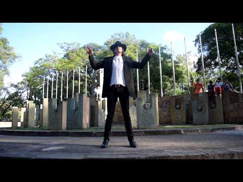 MIchael Jackson robot dubstep dance by michelo
