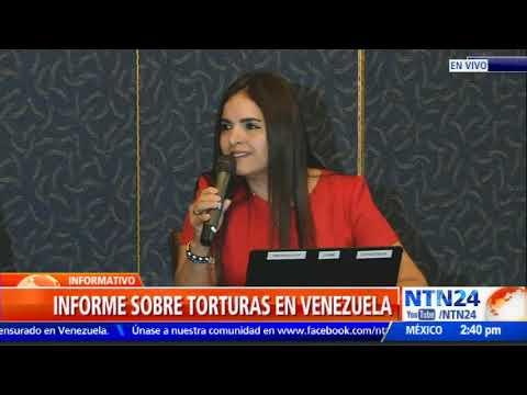 Casos de Óscar Pérez y Fernando Albán figuran en informe sobre tortura en  Venezuela