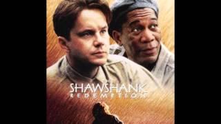 Shawshank Redemption Brook Was Here