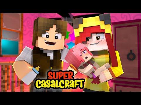 TIVEMOS UMA FILHA!! ♥ω♥ | Super CasalCraft #72