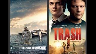 [Лучшие фильмы] - Интерстеллар & Свалка (30 выпуск)