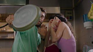 Yüzümüze Gözümüze Bulaştırdık! Çatı Katı Aşk 4. Bölüm -Ekranda