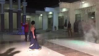 Jugg ghoomiya dance by Anita & Rajiv Tandon