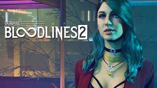 Vampire: The Masquerade Bloodlines 2 - Extended Gameplay Trailer | E3 2019