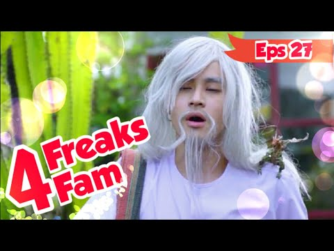 NEW 2019 Comedy Thailand Movie: 4 Freaks 4 Fam, Eps 27