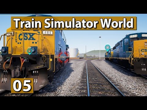 TRAIN Sim WORLD #5 ► WARTUNG & PFLEGE ► Der ZUG Simulator