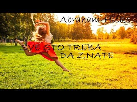 Abraham-Hicks 1h SVE STO TREBA DA ZNATE ,MEDITACIJA,POZITIVNA ENERGIJA,VIBRACIJA VASE ZELJE