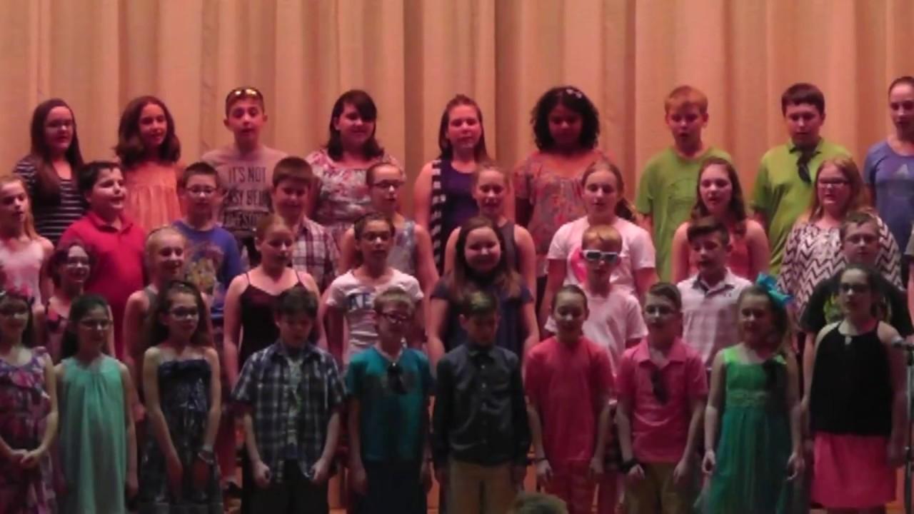 Mooers Elementary Spring Program  4-27-17