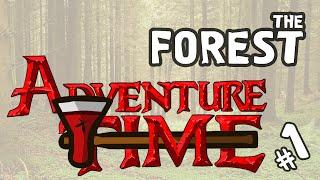 The Forest Кооператив - Время приключений #1