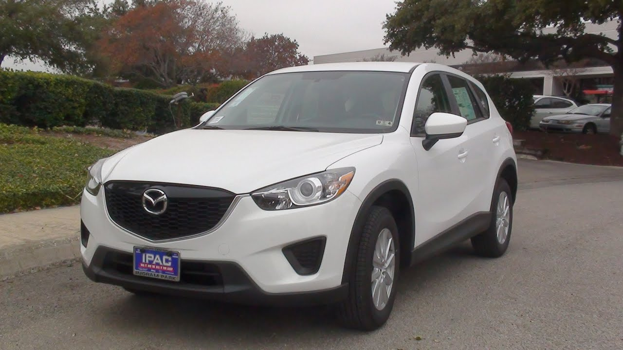 2014 mazda cx-5 sport review