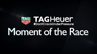 TAG Heuer Moment of the Race: St. Louis