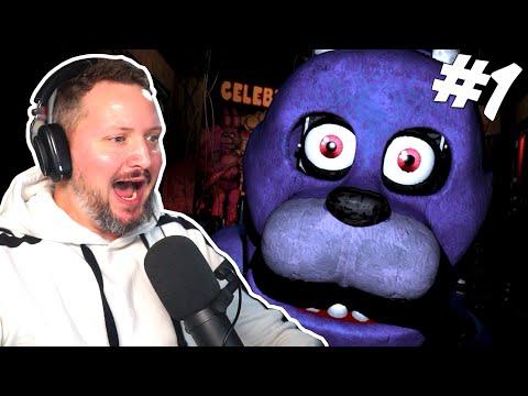 ?HVORFOR BIDER DEN!? - Five Nights At Freddys Dansk Ep 1 thumbnail