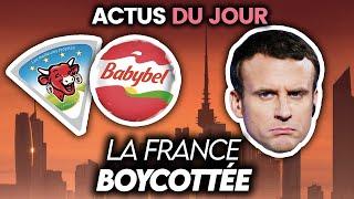 La France boycottée dans le monde, reconfinement, Guinée... Actus du jour