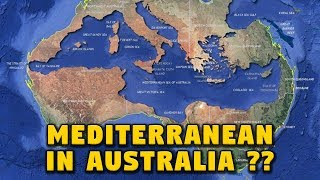 What if we put Mediterranean Sea inside Australia? - Asked Nobody Ever - Civ 5 Gameplay Part 1