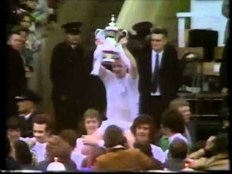 Leeds United (Song) 1972 FA Cup Final Squad