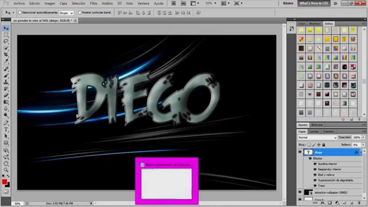 Como hacer un fondo de pantalla para el pc youtube for Imagenes para fondo de pantalla para laptop