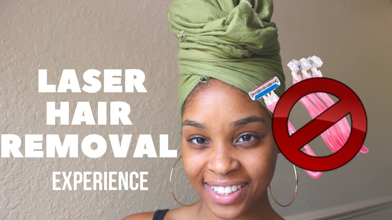Part 2 My Laser Hair Removal Experience After 7 Treatments At
